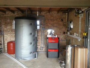 Thermal Store Installation, Ramsey, Eco Installer, Ely