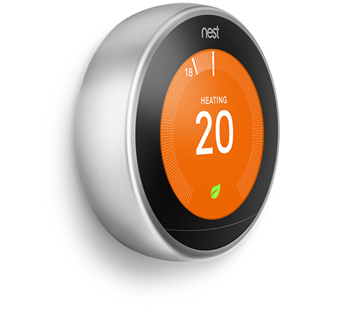 Nest 3rd generation learning thermostat eco installer - Nest learning thermostat ...
