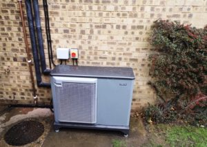 Heat Pump to replace gas heating, Eco Installer